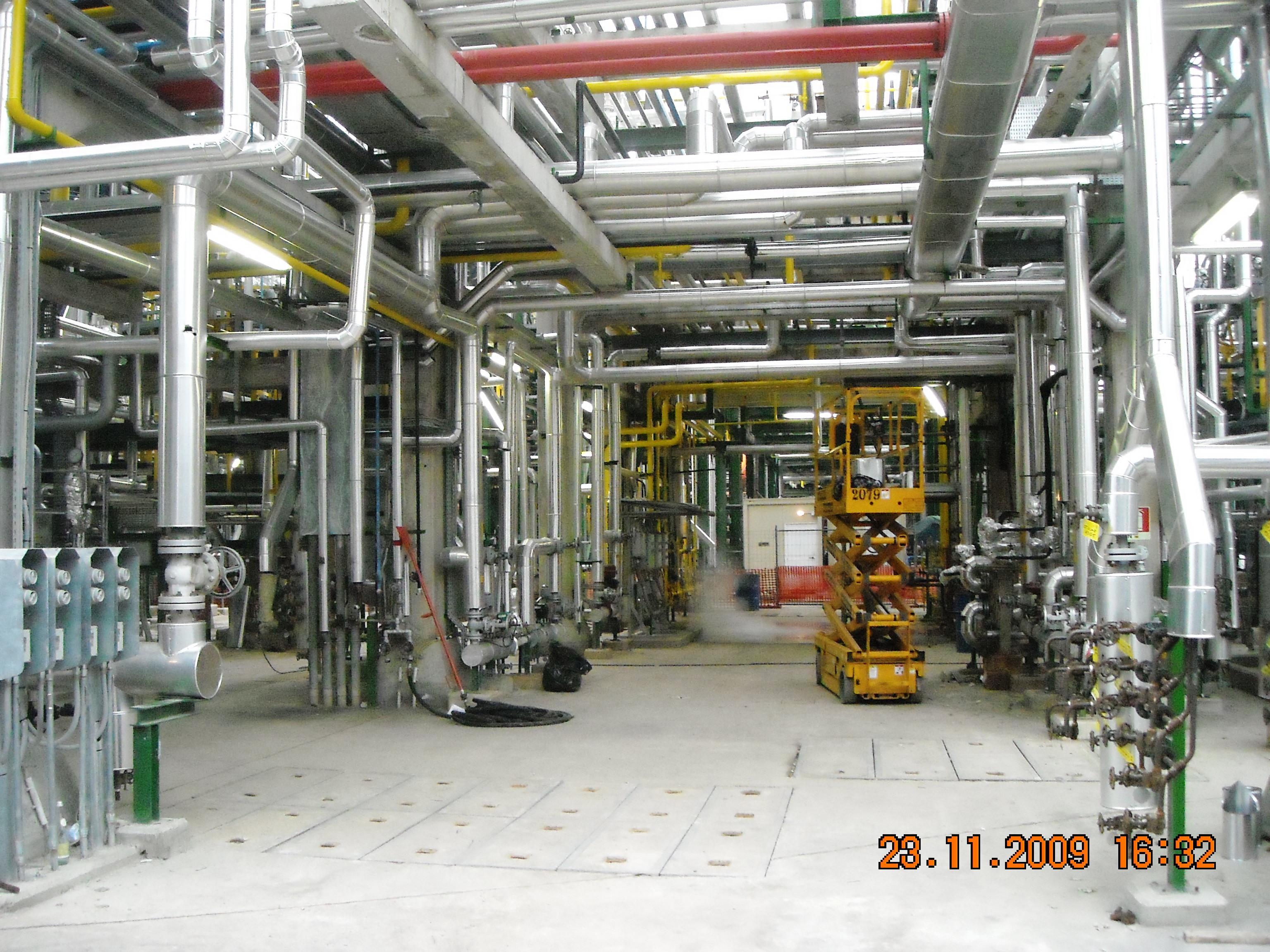montaggi e costruzioni - sms operations